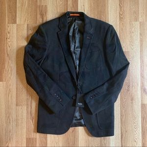 Jack Spade Camo Ponte Knit Sports Coat Jacket 36